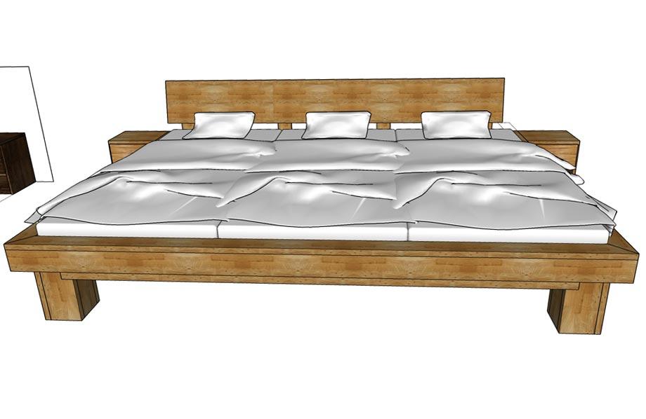 Bett fei planen, z. B. mit 3 Schlafplätzen als Familienbett bei Riemenschneider-Wiesbaden.de