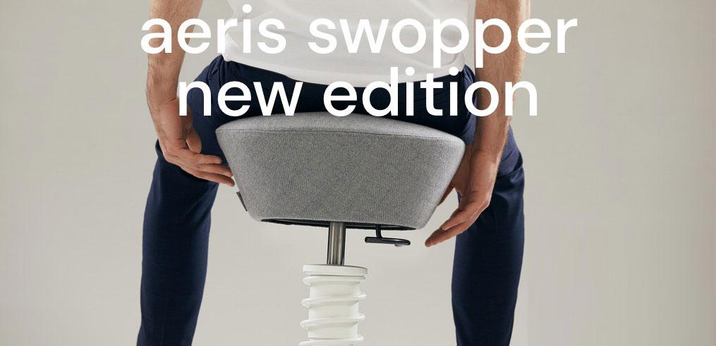 Aeris Swopper New Edition bei Riemenschneider Wiesbaden