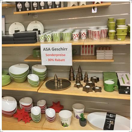 Produkte von ASA -50% bei Riemenschneider-wiesbaden.de