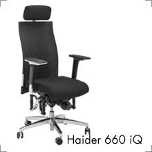 Haider Bioswing 660 iQ mit neuem 3D Sitzwerk bei Riemenschneider-Wiesbaden