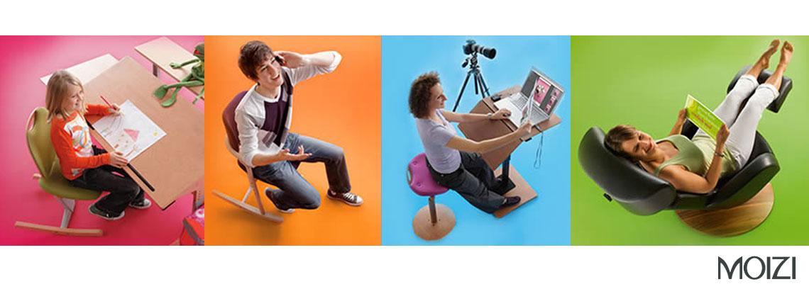 Die Mozi Stühle und Tische für Kinder bei Riemenschneider-Wiesbaden