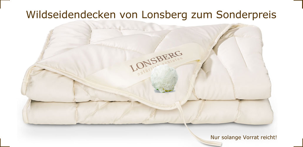 Wildseidedecken von Lonsberg bei Riemenschneider-Wiesbaden.de