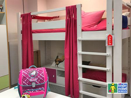 Möbel Schnäppchen Kinderbett De Breuyn