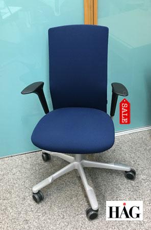 Möbel Schnäppchen Hag Futu Bürostuhl