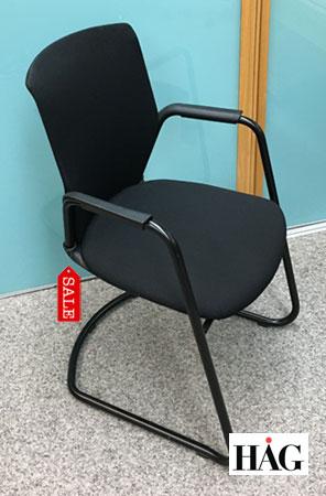 Möbel Schnäppchen - Stuhl Hag Futu