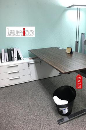 Möbelschnäppchen Tisch Leuwico i Move C und Lowboard bei Riemenschneider Wiesbaden