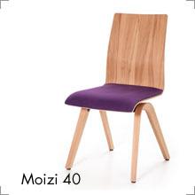 Esszimmer- oder Bürostuhl Moizi 40 bei Riemenschneider-Wiesbaden