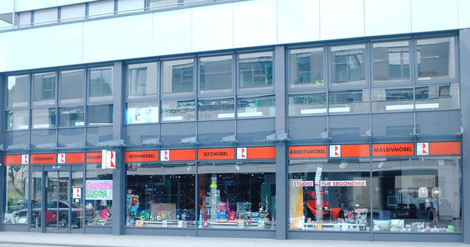 Ladengeschäft Riemenschneider Wiesbaden