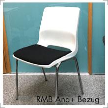 Konferenzstuhl Ana von Rbm bei Riemenschneider Wiesbaden