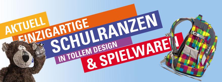 Hochwertige Schulranzen und Rucksäcke mit bester Fachberatung bei Riemenschneider Wiesbaden