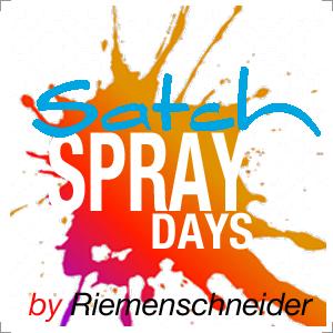 Satch Spray Days bei Riemenschneider Wiesbaden