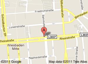 So finden Sie zu Riemenschneider Wiesbaden