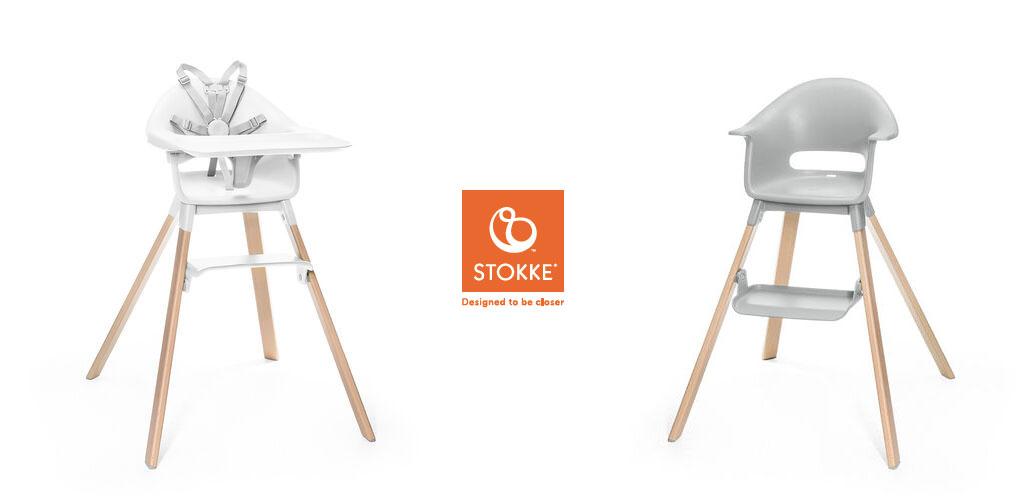 Neu Stokke Clikk - der aufklappbare Kinderstuhl bei Riemenschneider Wiesbaden