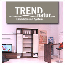 Trend Wohnwand bei Riemenschneider Wiesbaden